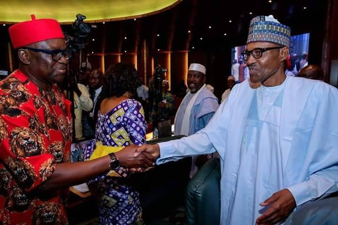 """Fayose: Buhari's visit to Taraba, Benue, others is afterthought, """"it's to seek for votes, not to show sympathy"""""""