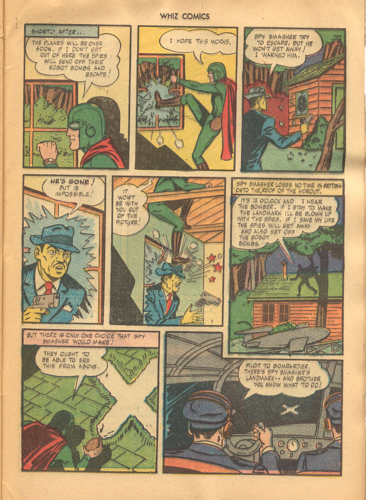 WHIZ Comics issue 69 - Page 25