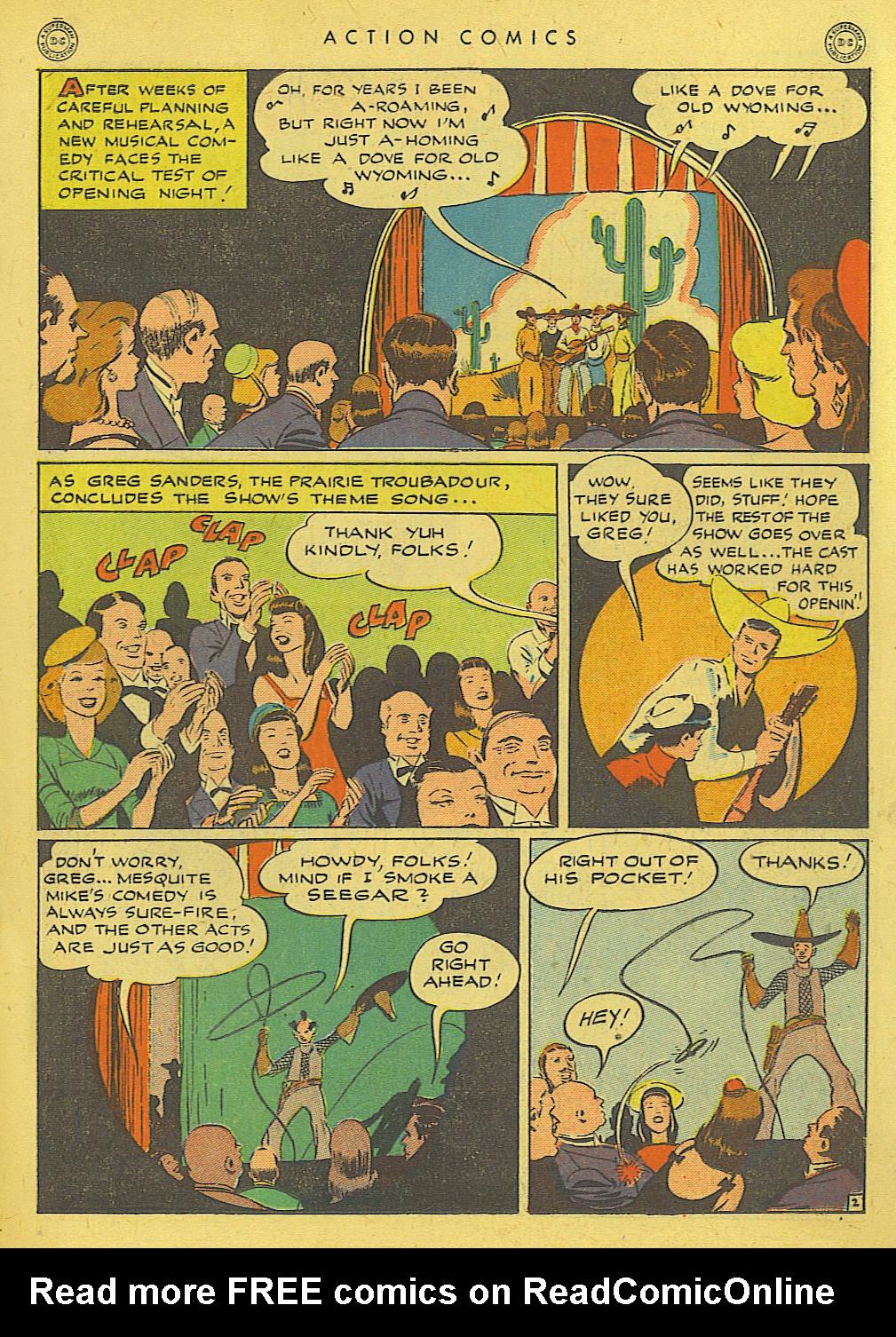 Action Comics (1938) 85 Page 16