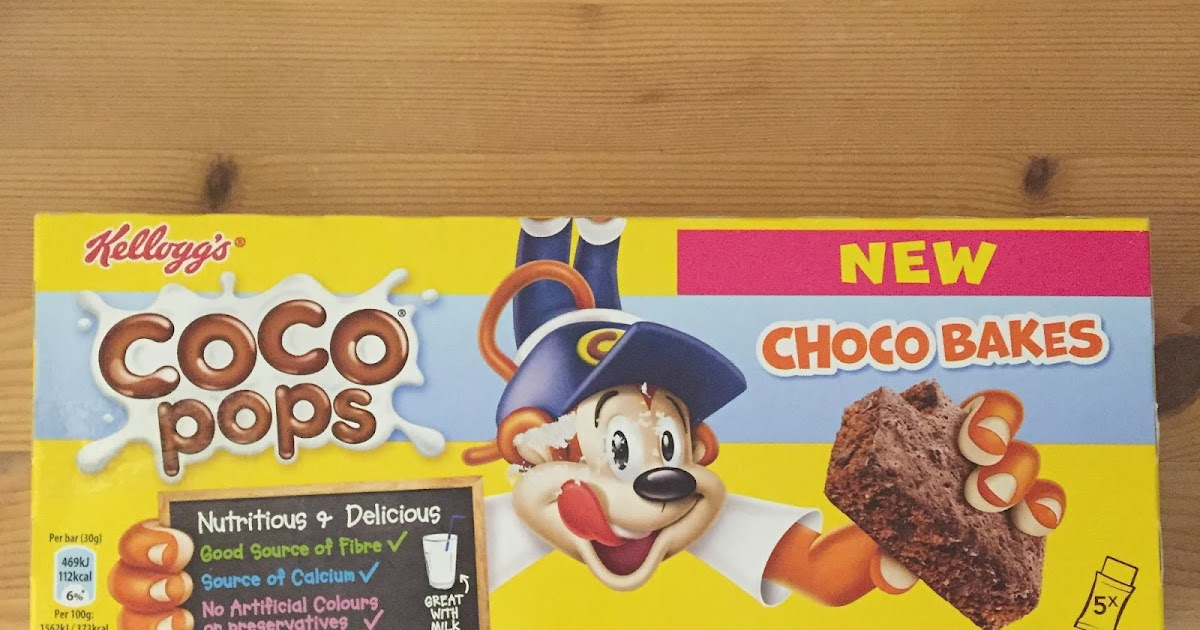 Archived Reviews From Amy Seeks New Treats New Coco Pops