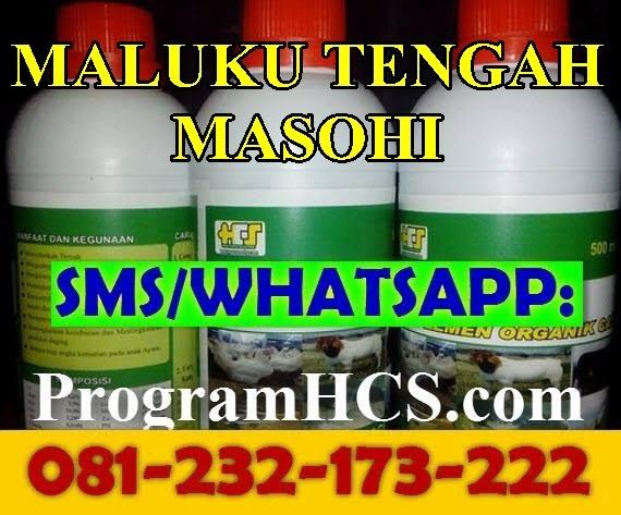 Jual SOC HCS Maluku Tengah Masohi