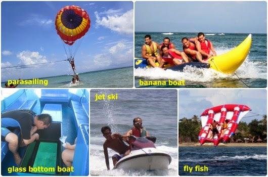 Water Sport Tanjung Benoa | Liong Guide