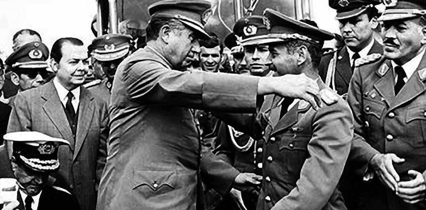 Pinochet y Banzer tuvieron la más avanzada negociación de intercambio territorial bilateral