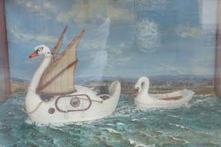 Swan and Cygnet - Topsham Museum