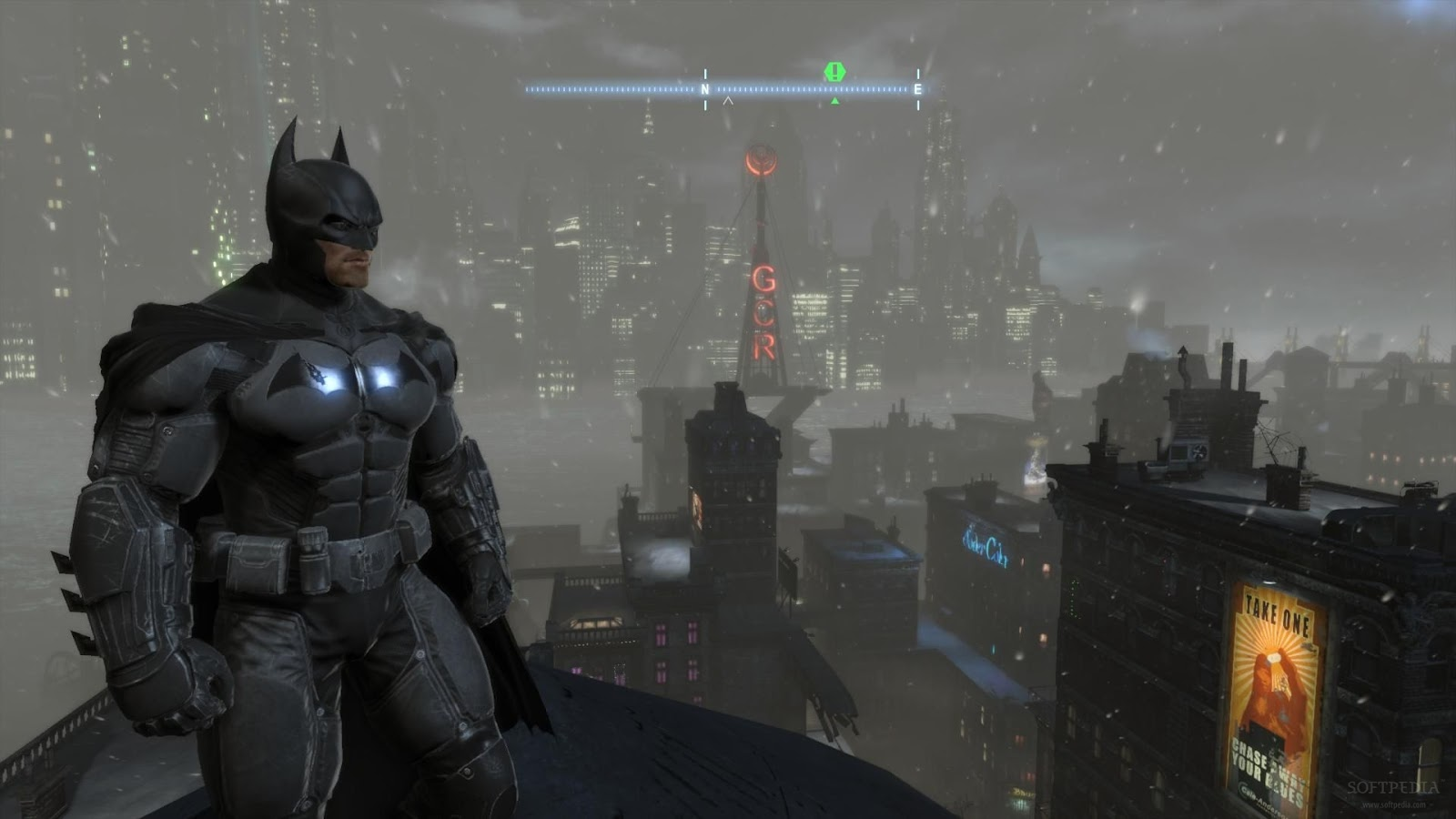 تحميل لعبة batman arkham origins wifi4games