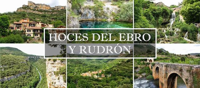Recorriendo el norte de Burgos, Hoces del Ebro y Rudrón