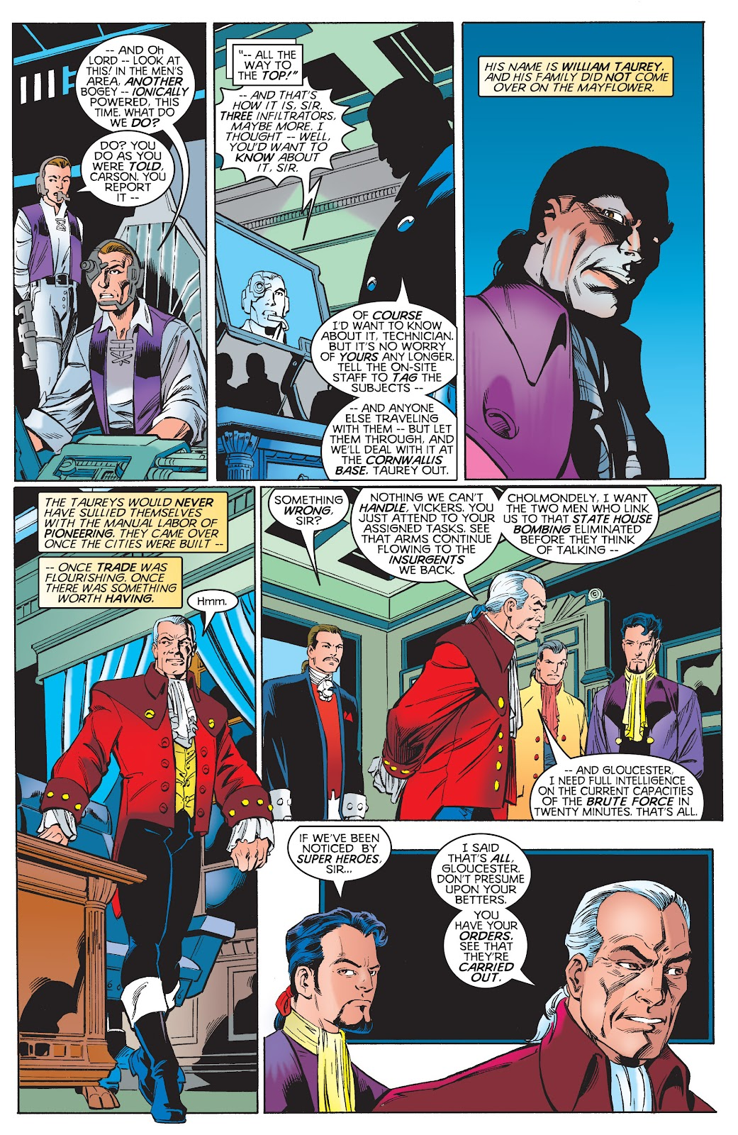 Read online Hawkeye & The Thunderbolts comic -  Issue # TPB 1 (Part 3) - 11