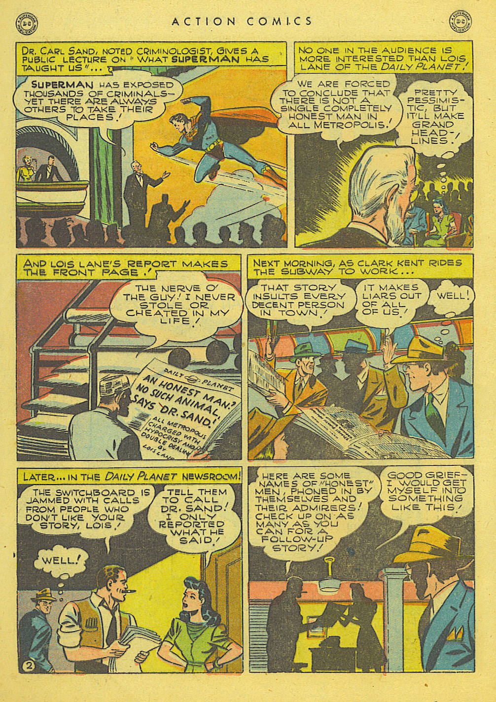 Read online Action Comics (1938) comic -  Issue #114 - 4