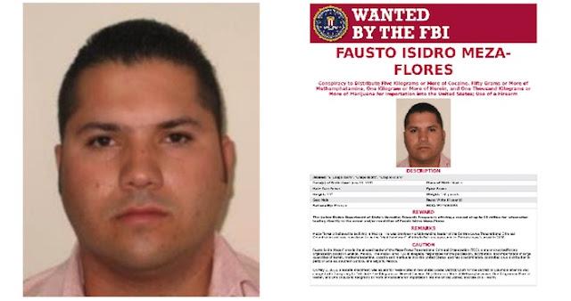 """DURO GOLPE A """"EL CHAPO ISIDRO"""" EL FBI VA TRAS EL Y OFRECE 5 MILLONES DE DOLARES"""