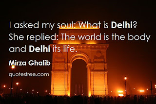 quotes about delhi