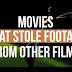 Όταν οι ταινίες χρησιμοποιούν σκηνές.... από άλλες ταινίες