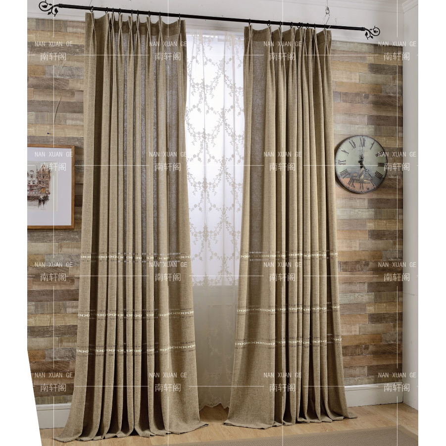 More Great Curtain Options The Wicker House