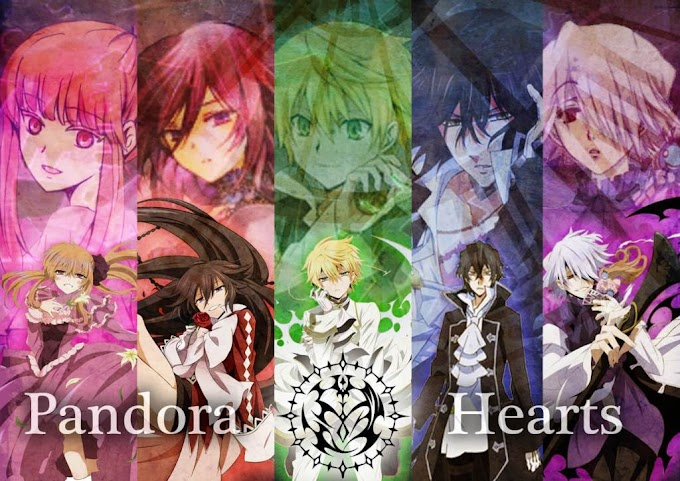 Pandora Hearts [BATCH]