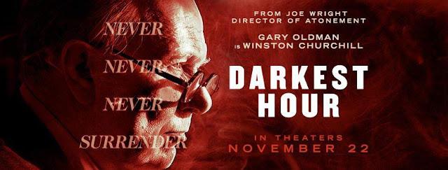 Darkest Hour - Banner & Trailer
