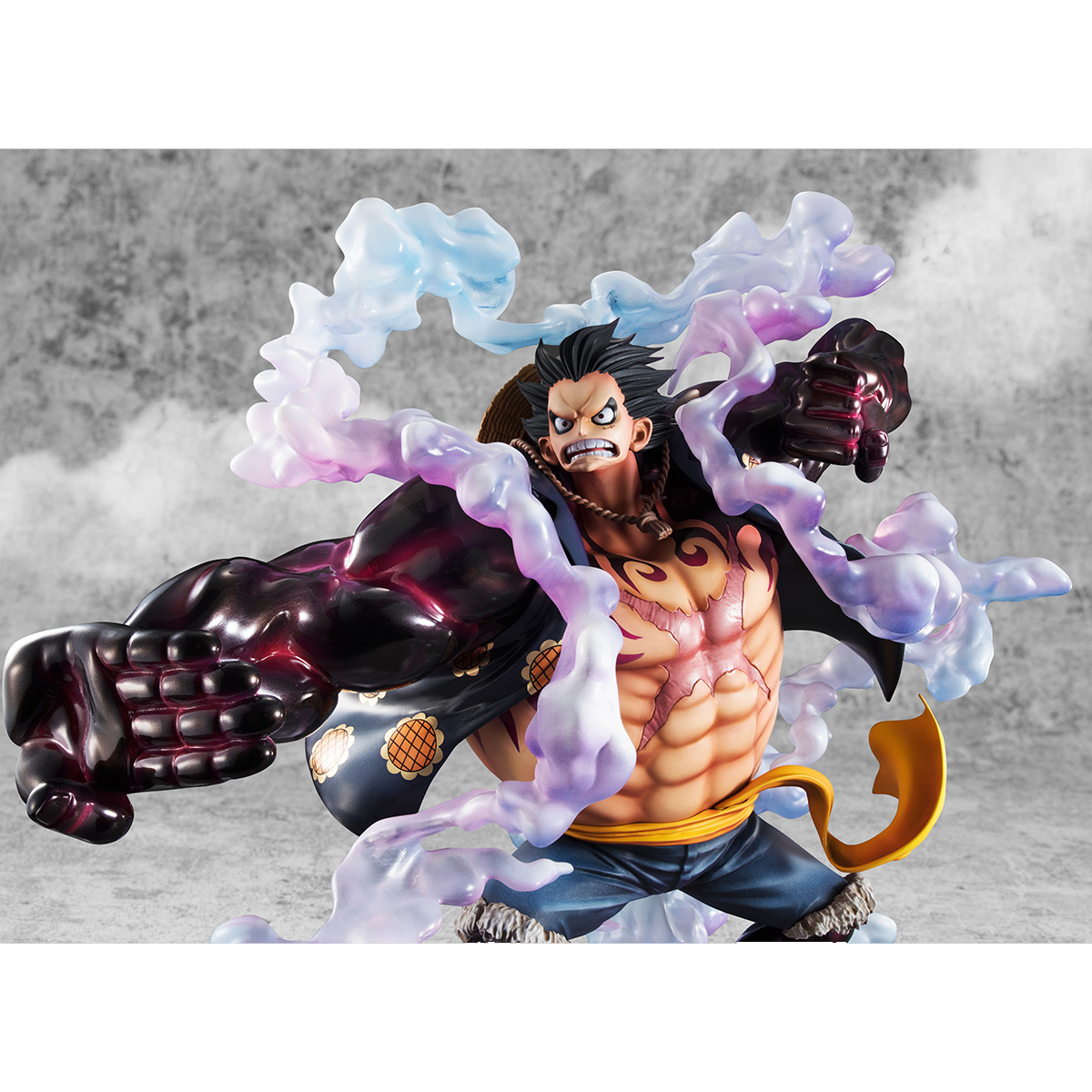 Portrait Of Pirates The Collection Monkey D Luffy GEAR
