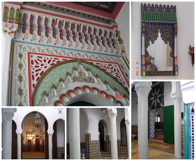 mesquita em Tetouan, Marrocos