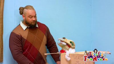 WWE Bray Wyatt Firefly Funhouse Raw