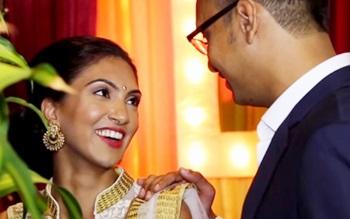 Malaysian Indian Wedding Reception Of Gopi & Sangeetha