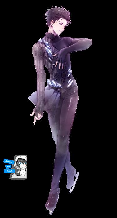 Render Katsuki Yuuri
