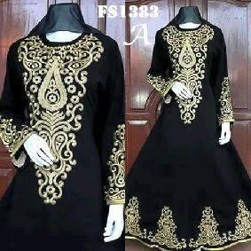 Pusat Grosir Abaya Baju Arab
