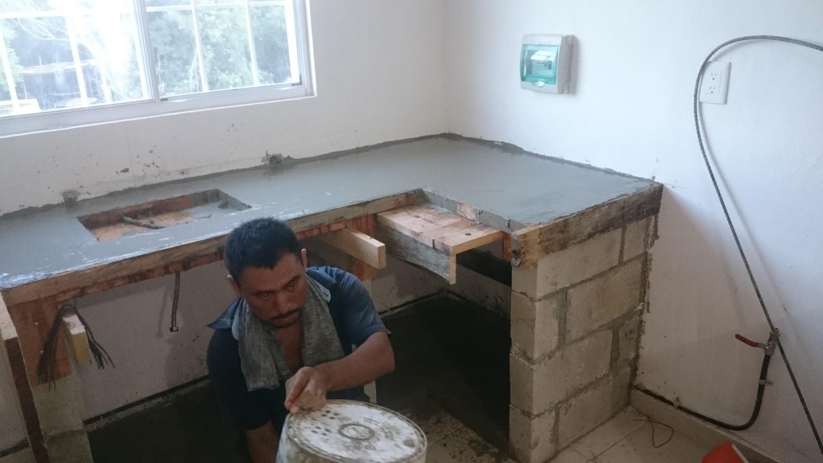 A Closet Mr Repara Cocina En Departamento Con Cubierta Y Muros De