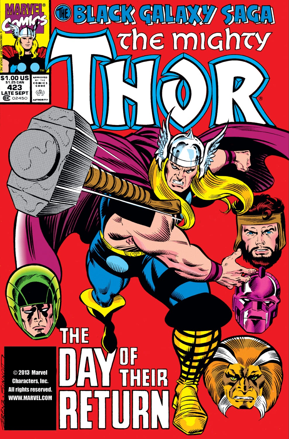 Thor (1966) 423 Page 1
