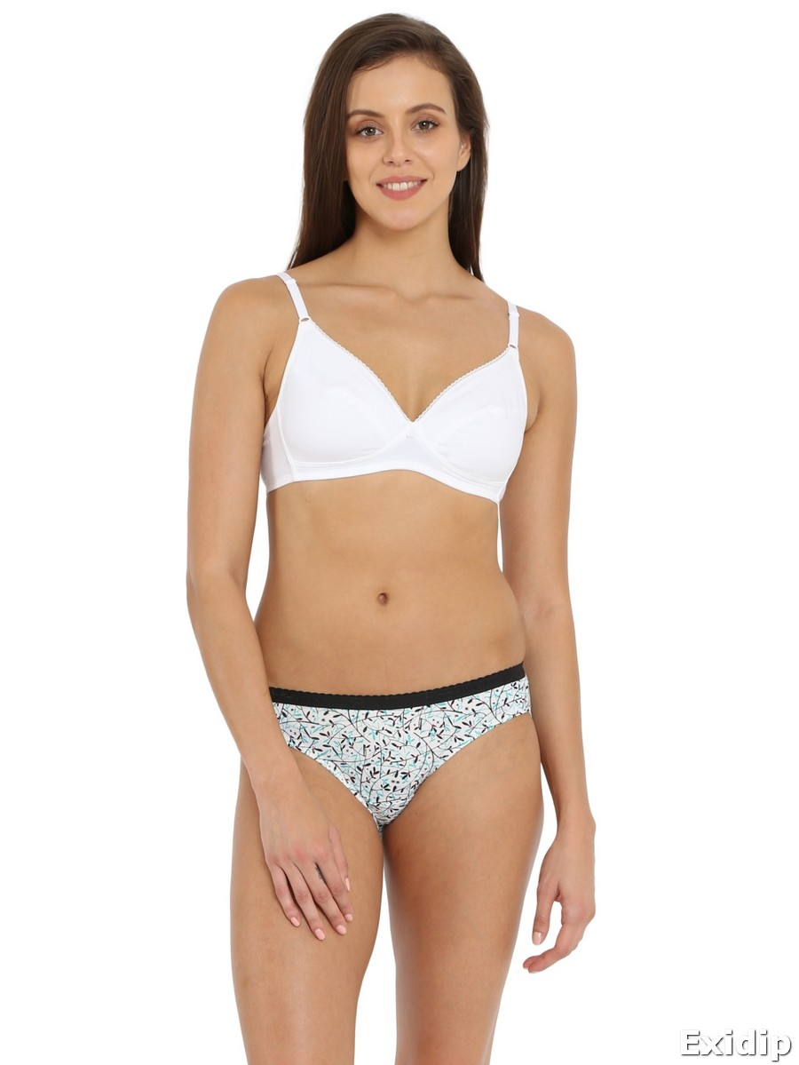 Exidip: Jockey Light Prints Bikini Panty