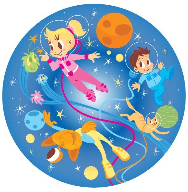 Планети Сонячної Системи Картинки Для Дітей