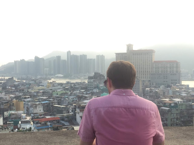 Top 10 travel tips - Macao views