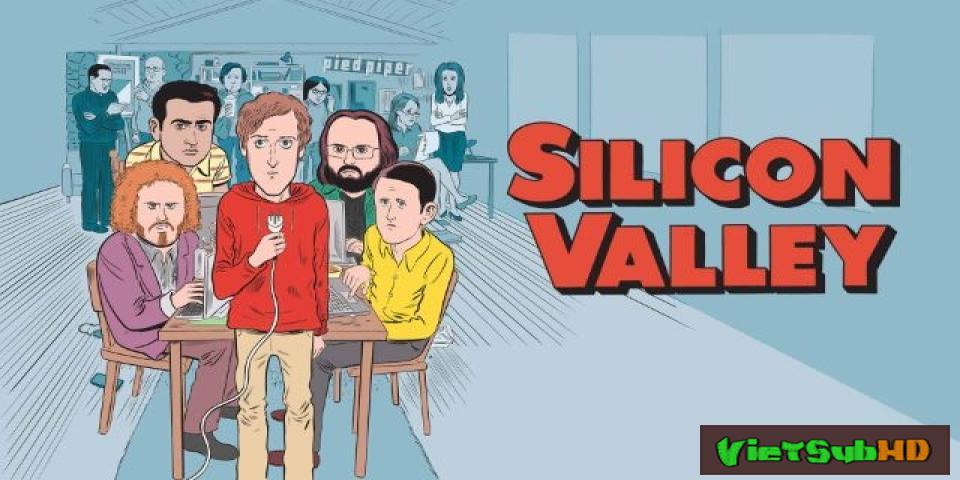 Phim Thung Lũng Silicon (phần 4) Tập 10/10 VietSub HD | Silicon Valley (season 4) 2017
