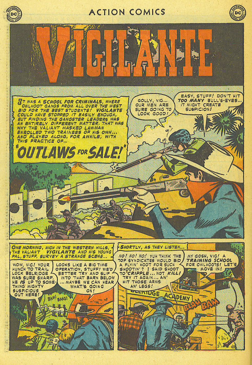 Read online Action Comics (1938) comic -  Issue #168 - 27