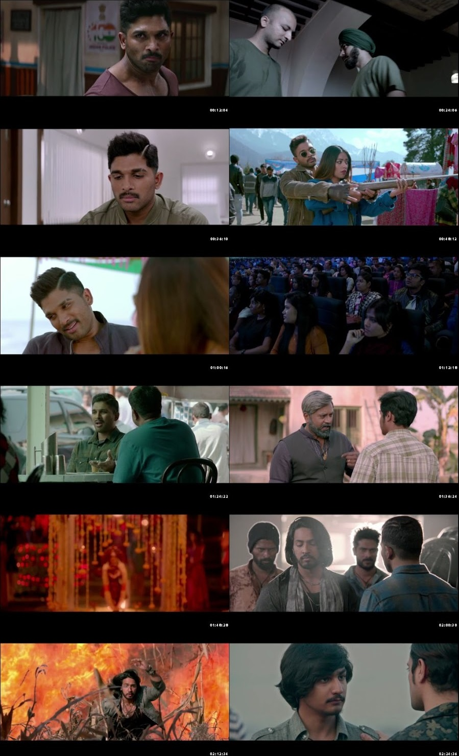 Surya The Soldier 2018 Full Hindi Dubbed Movie Download 720p 480p