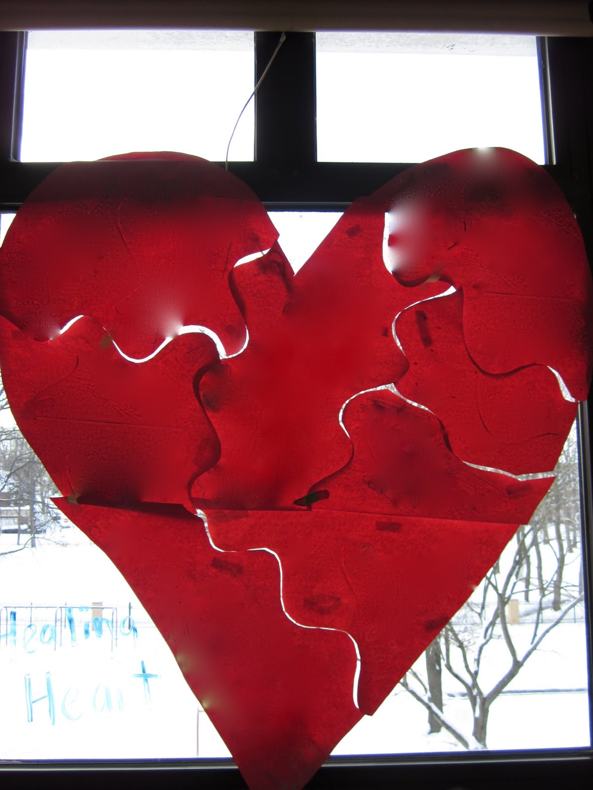School Counselor Blog Healing Heart