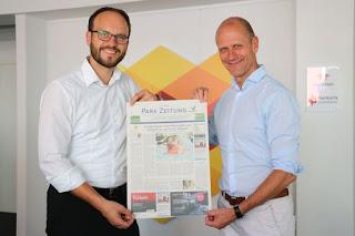 Park Allgäu Park Zeitung