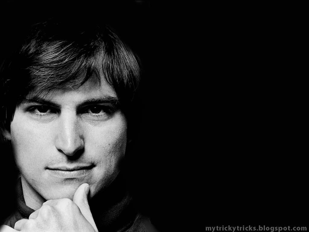 Trickytricks: Steve Jobs Wallpaper : Words of steve jobs