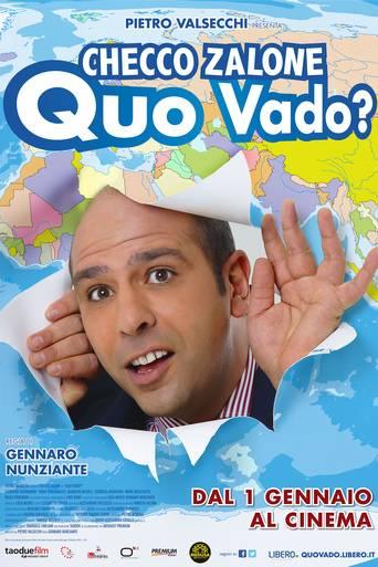 Quo vado (2016) tainies online oipeirates