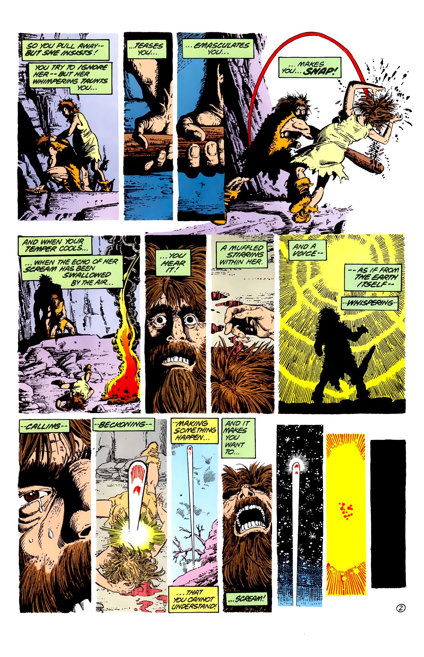 Read online Wonder Woman (1987) comic -  Issue #1 - 4