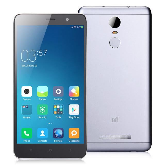 Xiaomi Redmi Note 3 launched in India