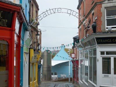 Farewell to art flavoured folkestone chronicles of chloe greene creative quarter is the old high street and tontine street solutioingenieria Gallery