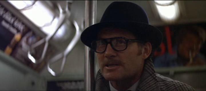 Robert Shaw in Il colpo della metropolitana
