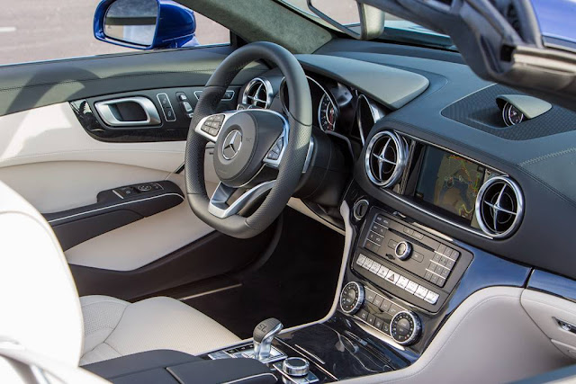 Mercedes_Benz SL 400 - Brasil