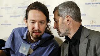Un exgeneral en el laberinto de Podemos