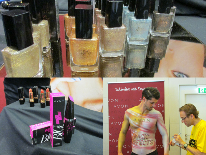 Beauty Press Blogger Event - Avon Metallic Makeup Trend