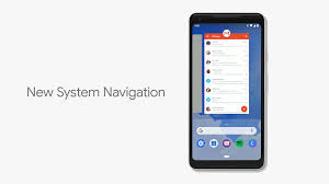 Android P Navigation