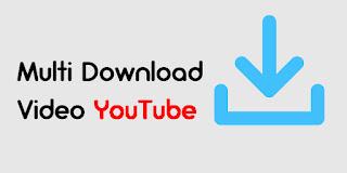 Cara Download Sekaligus Semua Video Dalam Channel & Playlist Youtube | THE 300K