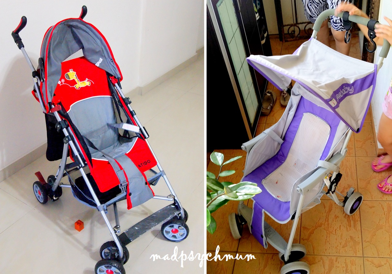 Umbrella Stroller First Years Madpsychmum Singapore Parenting Travel Blog My Personal