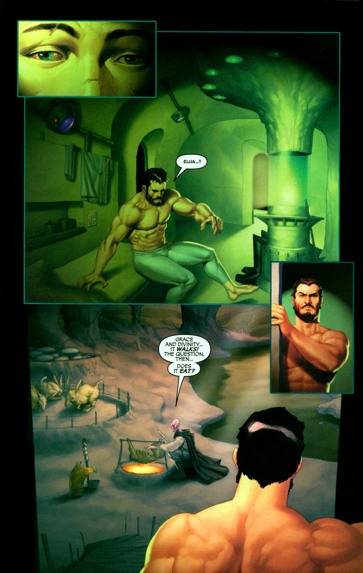 Read online Space Ghost (2005) comic -  Issue #2 - 8