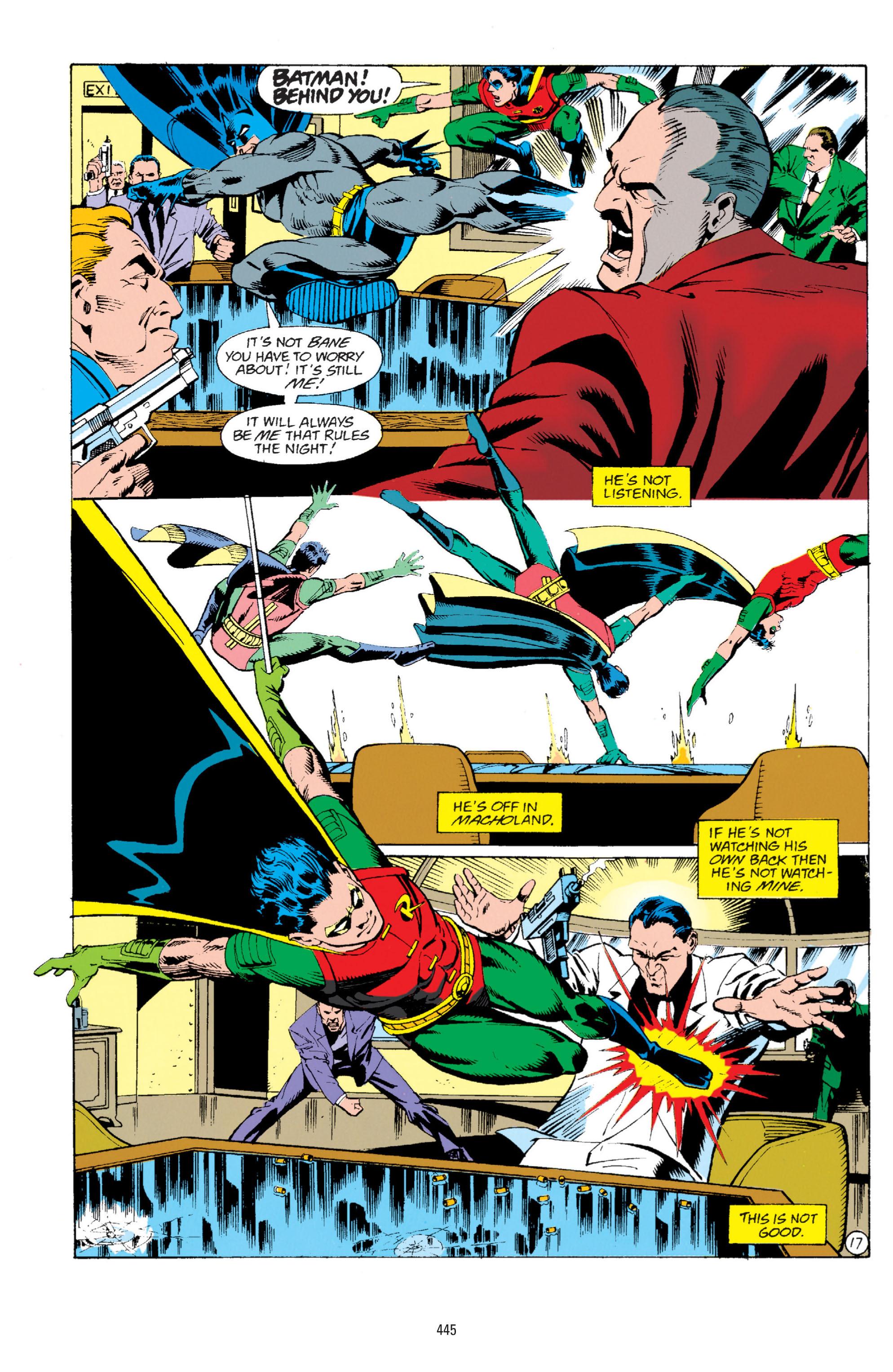 Detective Comics (1937) 665 Page 16
