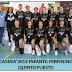 La Selección Sevillana Infantil Femenino, quinta en el CASEBA IF 18