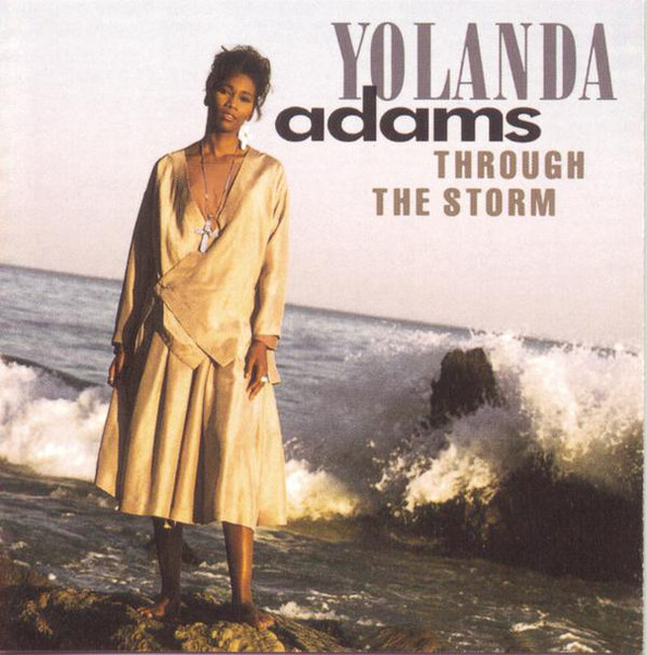 Yolanda Adams-Through The Storm-